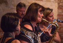 GMF Tuscany International Workshop and Jazz Festival 2015