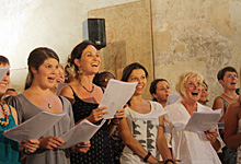 International Vocal Workshop Italy, by Guillermo Rozenthuler