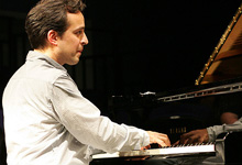 Jason Rebello Trio with Jean Toussaint