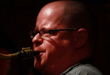 Galway Jazz Club: Michael Buckley/Greg Burk Group