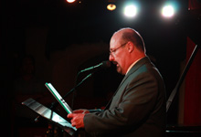 Music and Poetry Weekend featuring the Frank Harrison Trio and Richard Douglas Pennant