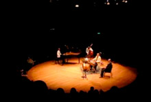 Frank Harrison Trio, Oriental Arts Center, Shanghai